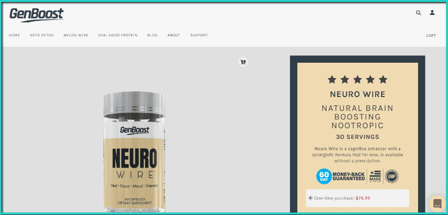 Neuro Wire review- Any Side Effects? MUST READ My Result