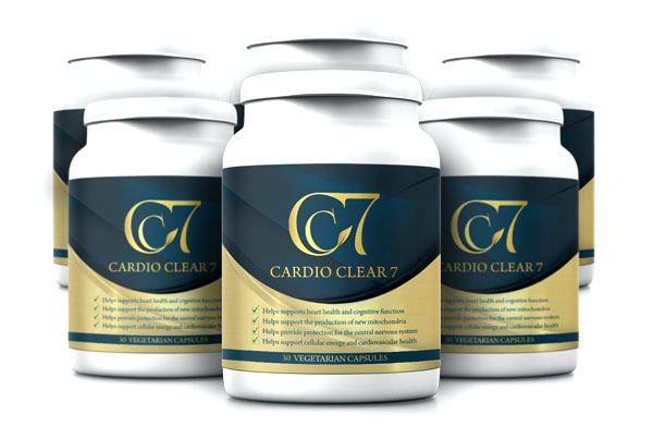 Cardio Clear 7 Reviews – Does Cardio Clear 7 Really Work?