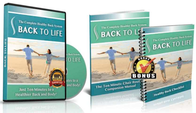 Erase My Back Pain Review – This Ingredients Really Works? UPDATED