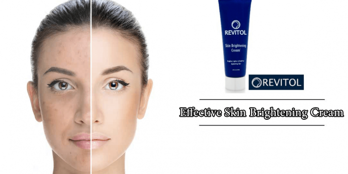 Revitol Skin Whitening Cream Review