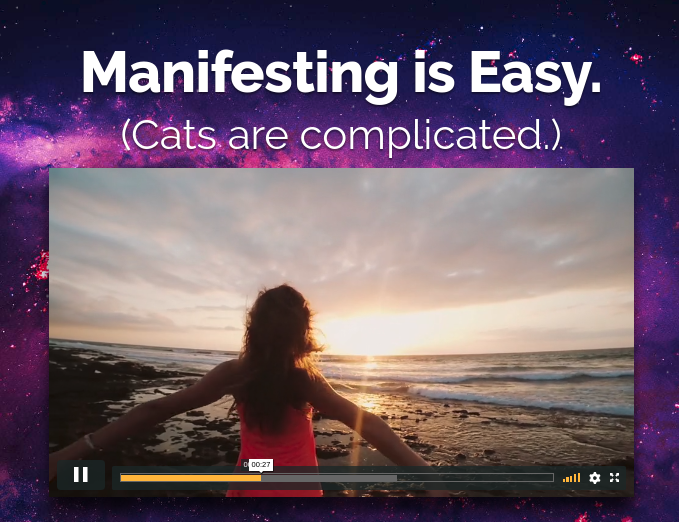 No BS Manifesting Course Review – Manifest Anything In Your Life.