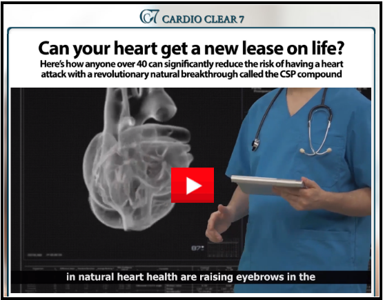 Cardio Clear 7 Reviews – Does It Improves Your Heart Health?