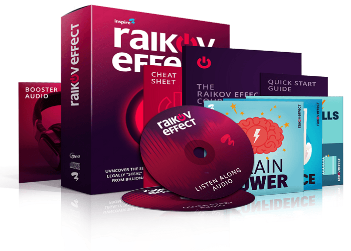 """Raikov Effect Review- Reveals How You Can """"Steal"""" Genius!!!"""