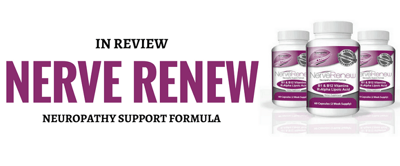 Nerve Renew Review – Instant Relief From Nerve Pain?