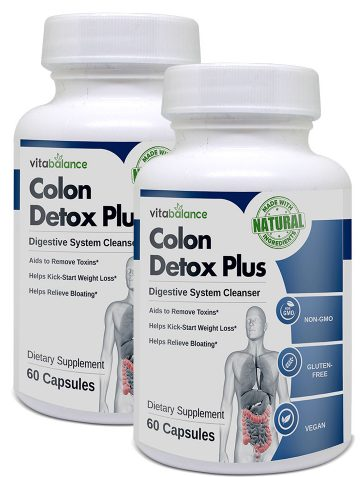 Colon Detox Plus Product