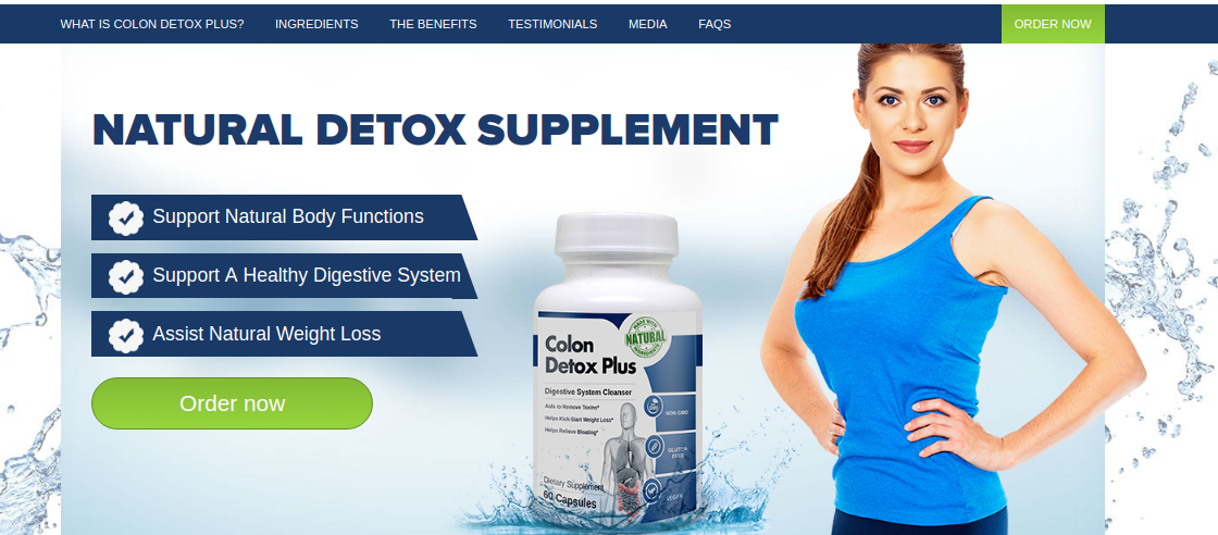 Colon Detox Plus Review – May Support The Cleansing Of The Body
