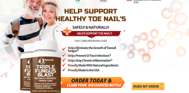 Triple Fungus Blast Review – Treat Your Feet Using This Supplement!