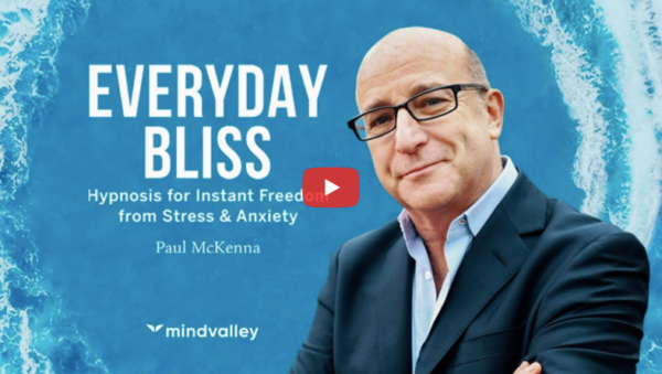 Mindvalley's Everyday Bliss Review – Popular Book In Hypnosis!
