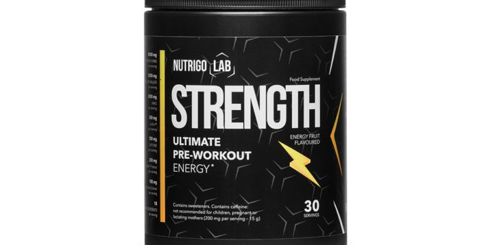 Nutrigo Lab Strength Review – Amazing Muscle Building Supplement!